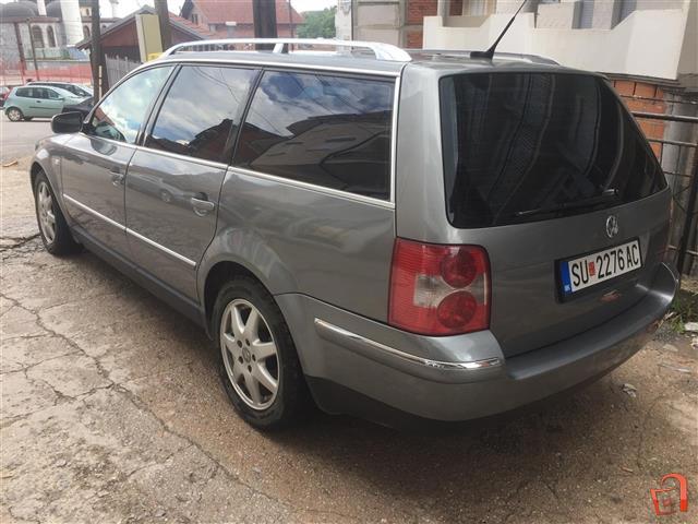 Pazar3 Mk Ad Vw Passat Caravan For Sale Struga Vehicles