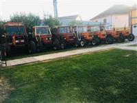 Traktori Fiat Deutz Ford