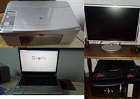 PC Laptop skener-pecatac