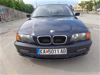 BMW 320D -99 MOZE I ZAMENA
