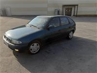 Opel Astra dizel 1997 so zelen karton