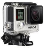 GoPro Silver Edition HERO4 Camcorder