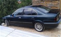 BMW 525 TDS -97 moze zamena za vozilo so 7 sedista