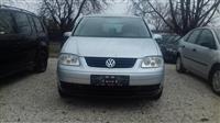 VW Touran 1.9  105ps 7 sed Registiran