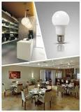 LED SIJALICA 5W zamena za 40w A55 alu/pc