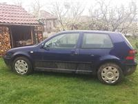 VW Golf 4 TDI 90 hp -00