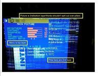 SERVIS ZA TV  LCD CRT MONITORI PROEKTORI DVD AUDIO