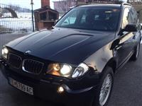 BMW X3 30d 218KS MPaket -06 Doneseno od CH