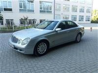 Mercedes E220 CDI Elegance