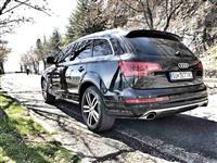 Audi Q7 L redesign look