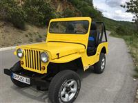 JEEP WILLYS MODEL 1942 -1952