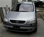 Opel Zafira 2.2