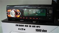 NOVI RADIA SO MP3 USB SD AUX
