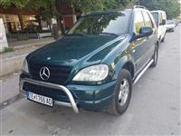 MERCEDES ML 4×4 3.2 Benzil+Plin dizna Automatic
