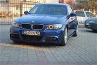 BMW 318 d M-paket 143 ks