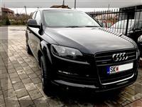 Audi Q7  vo TOP sostojba