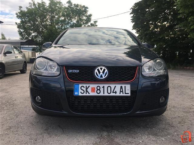 ad vw golf 5 gtd for sale skopje butel. Black Bedroom Furniture Sets. Home Design Ideas