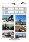 Construction Machines For Sale from Turkey