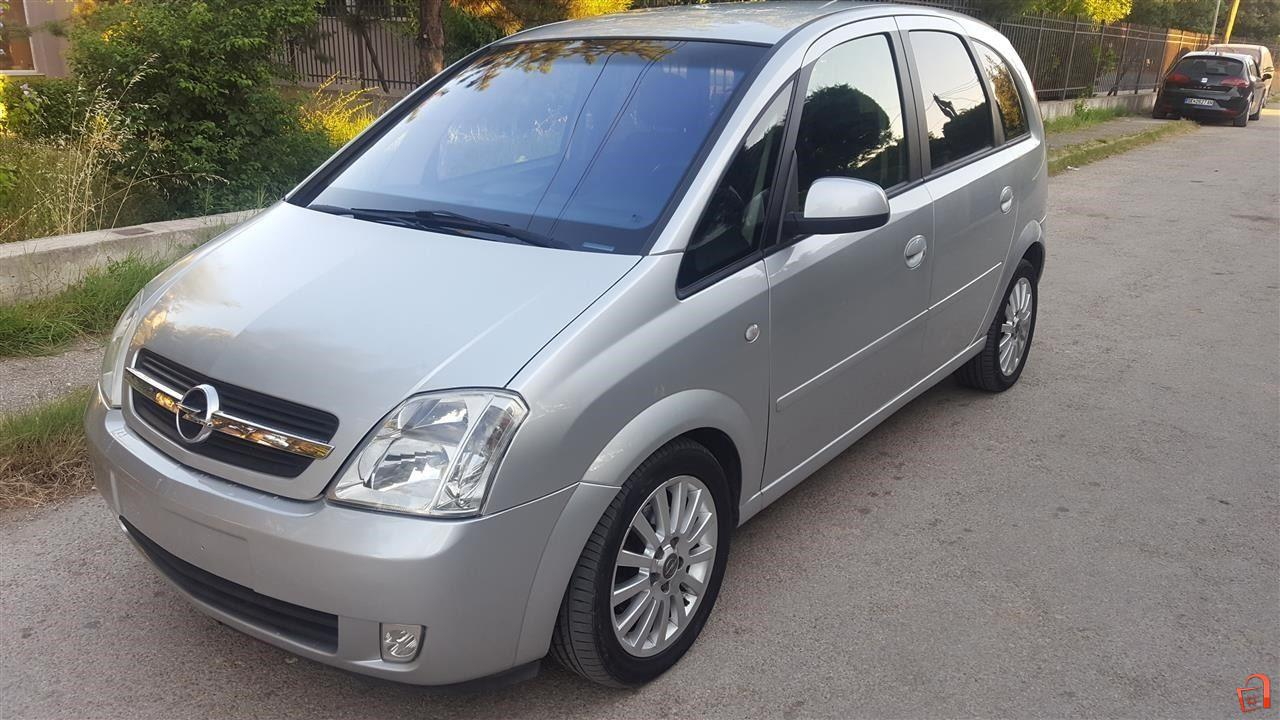 ad opel meriva 1 7 cdti cosmo klimatronik for sale skopje skopje vehicles. Black Bedroom Furniture Sets. Home Design Ideas