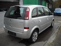 Opel Meriva 1.7cdti101ks klimatronic