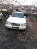 Delovi za Mercedes e klasa 97 god 2.2 dizel