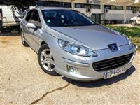 Peugeot 407 2.0 HDI 136ks