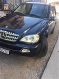 Mercedes Benz ML270Cdi  moze zamena
