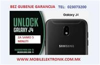 Otklucuvanje Samsung J4+ A8 S9  MOBIL ELEKTRONIK