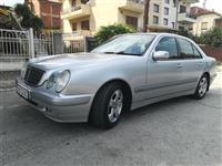 Mercedes E 200cdi FABRIKA