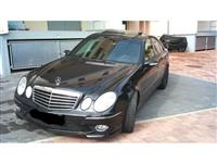 Mercedes Benz E 220 CDI avantgarde -05