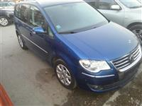 VW Touran 1.9 TDI BlueMotion 77KW 107KS