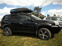Nissan X-Trail Besprekorno vozilo za site uslovi