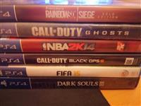 Ps4 Igri Dobro Zacuvani Cod Fifa Nba Dark Souls 3