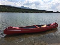 Poliesterski kajaci kanua povolno