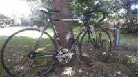 Cannondale road bike 55cm