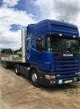 Scania R-420 2002 god. +poluprikolka