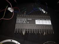 Pojacalo radio 4x50 zvucnici orginal VW par