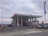 Plac Trubarevo pozadi Lukoil