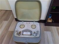 Magnetofon i gramafon