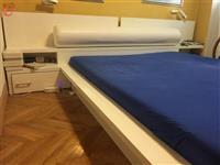 Dupli krevet od bel mediapan