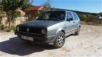 VW Golf 2 1.6
