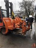 Cistac za sneg 2.80m za kamion marka Hunziker