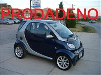 SMART FORTWO -07 TURBO 82 000km