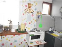 Prostor opremen za hostel izdavanje
