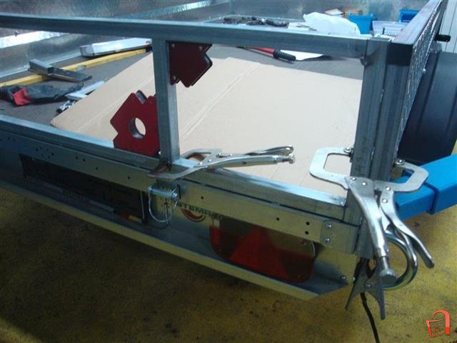 Tuning na prikolka STEMA za 4-cikl ATV i dr namena   Kočani