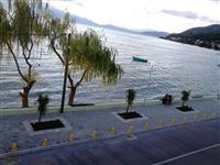Apartmani so pogled na ezero