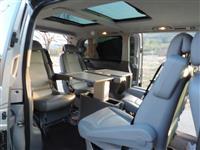 Rent Luxurious van for VIP passengers