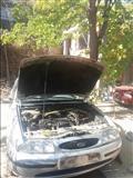 Polovni delovi za Ford Fiesta 1.25 -16 v- zetek