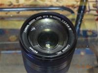 Canon zoom lens EF-S 18-135mm
