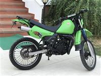 Kawasaki Enduro 125cc 2t